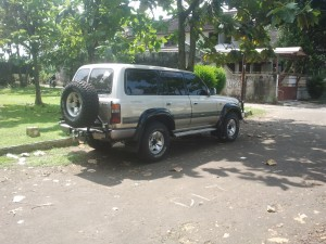 Land Cruiser HZJ80R
